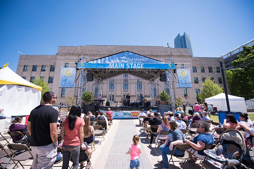 Okc Velocity 2019 Festival Of The Arts